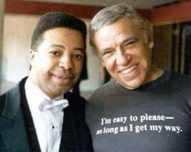 Drummers Tony Williams & Buddy Rich