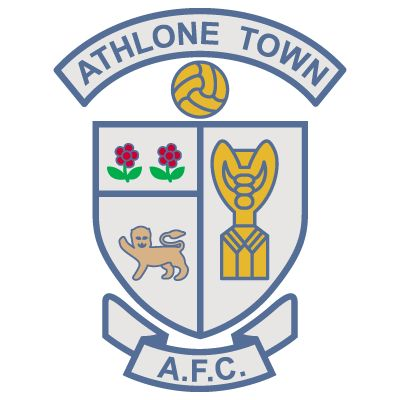ATHLONE TOWN AFC -  old logo