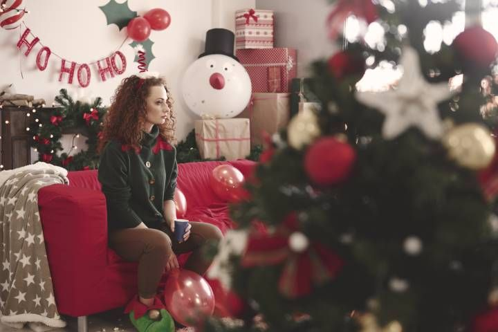 It goes without saying that being bombarded with images of happy families and gifts at this time of the year can make those who have neither feel even worse. Holidays can be painful for people dealing with loneliness or grief — here's how to cope.