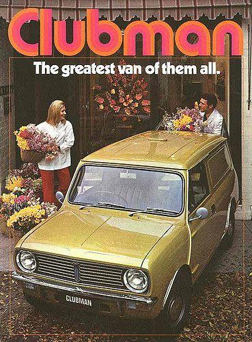 https://flic.kr/p/7JhXc1 | Austin Clubman van 1971