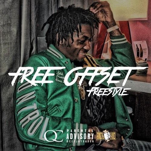"Migos' members Quavo and Takeoff show support for their still incarcerated member Offset for their latest song ""Free Offset"" featuring Rich The Kid. Their new mixtape Streets On Lock 4 is on the way. Listen to the music on page 2."