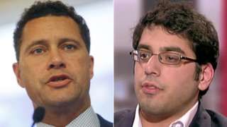UKIP's Steven Woolfe and Raheem Kassam to stand for leadership