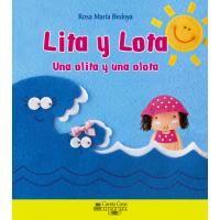 """""""Lita y Lota. Una olita y una olota"""" de Rosa María Bedoya. Si te gusta el mar (o vives lejos de él y aún no lo has podido disfrutar) esta historia te gustará. Lee las primeras páginas: http://goo.gl/lNRGXz"""