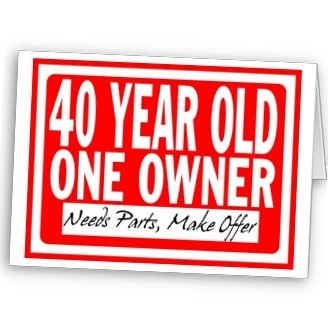 Birthday decorations 40 year old image inspiration of for 40 year old birthday decoration ideas