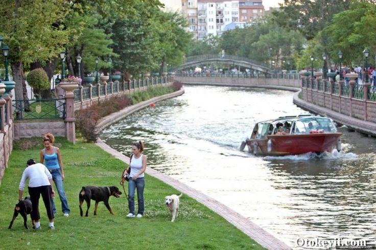 Porsuk River - Eskişehir