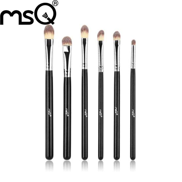 $5.37 (Buy here: https://alitems.com/g/1e8d114494ebda23ff8b16525dc3e8/?i=5&ulp=https%3A%2F%2Fwww.aliexpress.com%2Fitem%2FMSQ-6pcs-professional-Cosmetic-makeup-brush-set-free-shipping-eyes-hadow-makeup-brushes-full-function-cosmetic%2F1527148121.html ) MSQ Brand 6pcs Professional Eyeshadow Makeup Brushes Set Soft Synthetic Hair For Fashion Beauty for just $5.37
