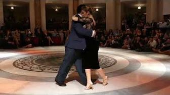 Carlitos Espinoza & Noelia Hurtado, Yo te bendigo (Winter Tango Napoli 2015, 2/5) - YouTube