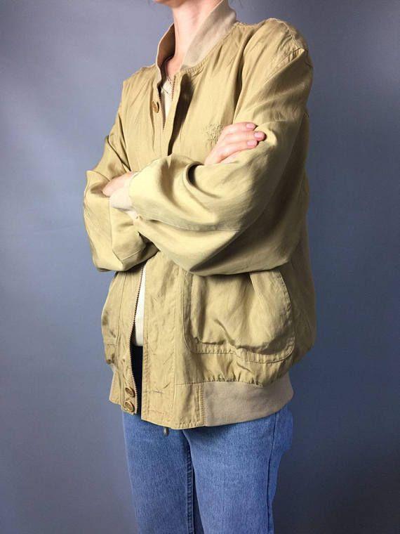 Silk jacket Designer clothing Paul&Shark Unisex Yachting Mens
