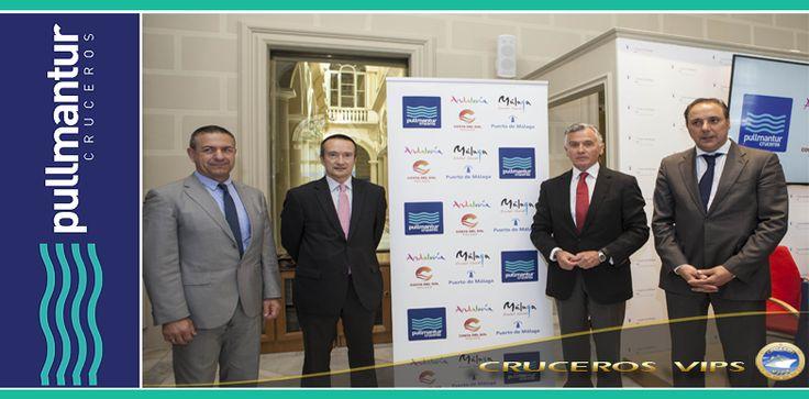 EN MALAGA PULLMANTUR CRUCEROS PRESENTO SU CALENDARIO DE OPERACIONES 2017 – Cruceros Vips