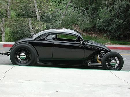 ....Should this be on my VW, Hot Rod or Rat Rod Board? Hard to decide
