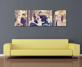 Great website with ideas for framing/displaying photo