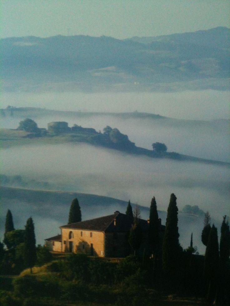 Landscape near Alba