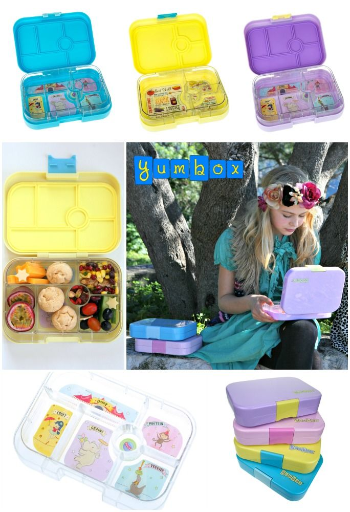 Our Yumbox Pastels Collection is here! Bento in style with Yumbox.