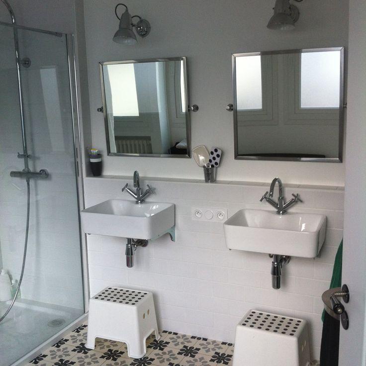 66 best Sdb images on Pinterest | Bathroom, Decorating bathrooms ...