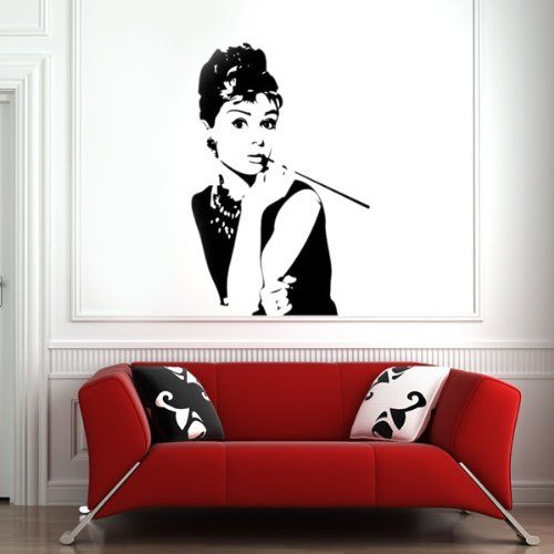 Come cambiare aspetto al proprio salotto con la mitica Audrey!