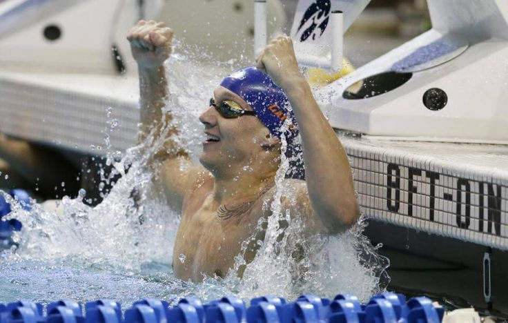 How Caeleb Dressel Used a Logbook to Become the Fastest Man Ever Over 50 Yards via @yourswimbook