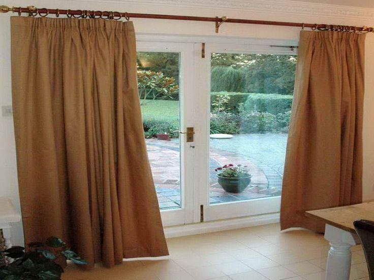 17 best images about keep the heat and light out with drapes for sliding glass doors on. Black Bedroom Furniture Sets. Home Design Ideas