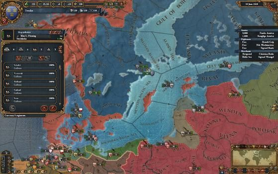 Europa Universalis IV on PC screenshot #1