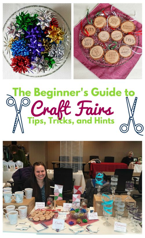Tips, tricks, and hints for preparing for and attending a craft fair.  Includes what to make, what to bring, and tips for setting up your craft fair table.