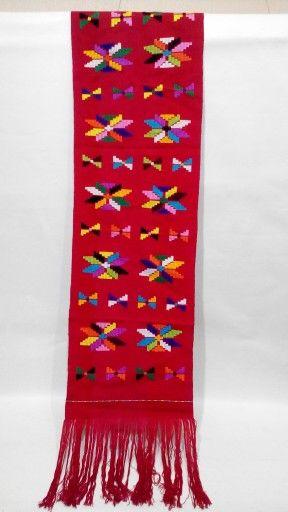 Hand Woven Buna Krawang Size 27×127