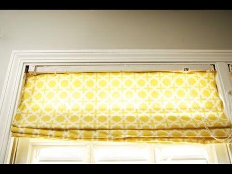 raffrollo selber machen newwonder555 youtube n hen n hen raffrollo n hen und raffrollo. Black Bedroom Furniture Sets. Home Design Ideas