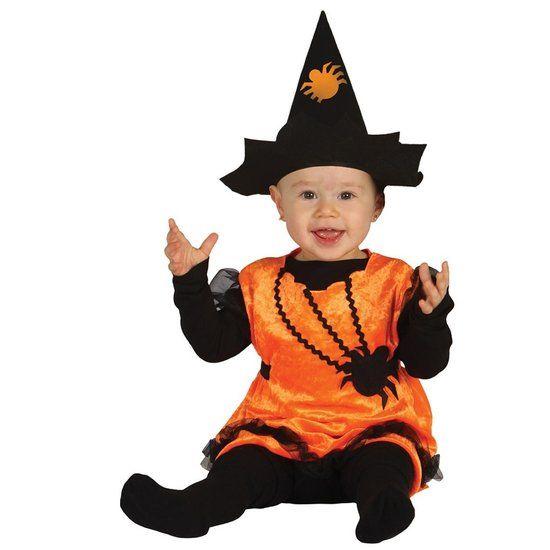 Compleet heksenjurk baby's #heks #heksenjurk #baby