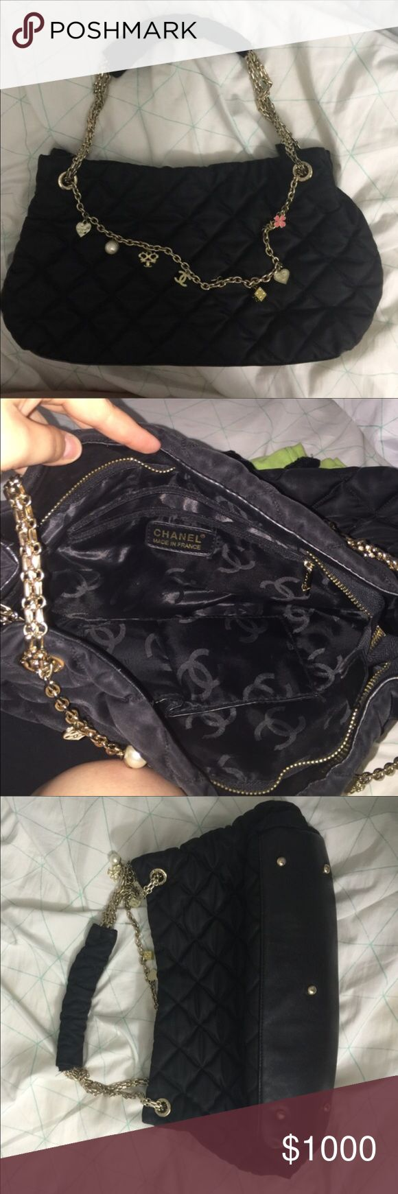 17 Best Ideas About Chanel Bag Black On Pinterest Chanel
