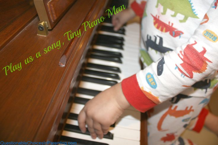 When my son said he wanted to play piano  I started reading research on the benefits of piano lessons for young children but it would take his first piano recital to show me what I had missed in all the research