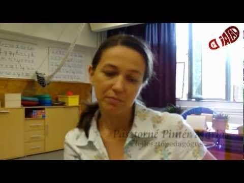 Beszédészlelés fejlesztése 2012.05. - YouTube