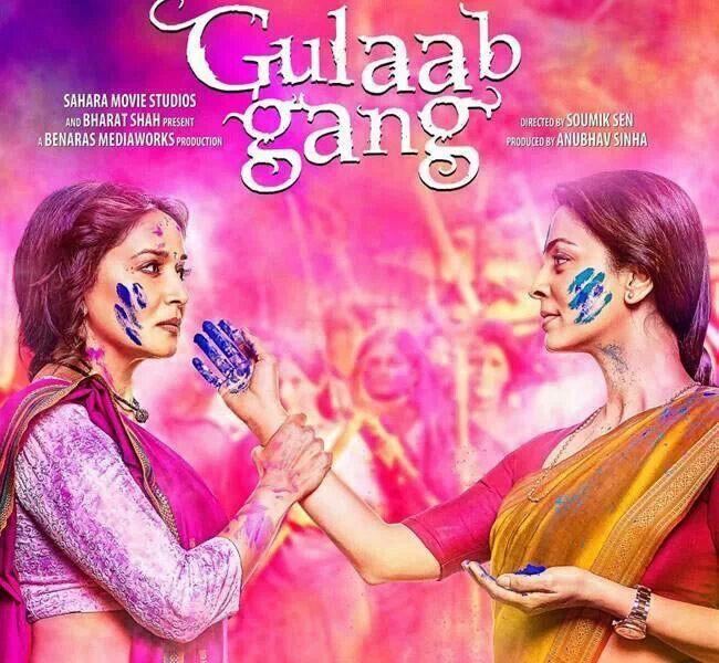 Gulab gang... new bollywood movie !!