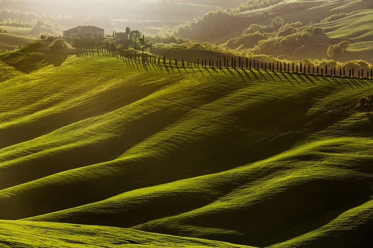 Tuscany by Michal Vitásek on 500px