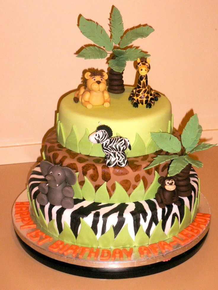 Best 25+ Safari cakes ideas on Pinterest Jungle safari ...