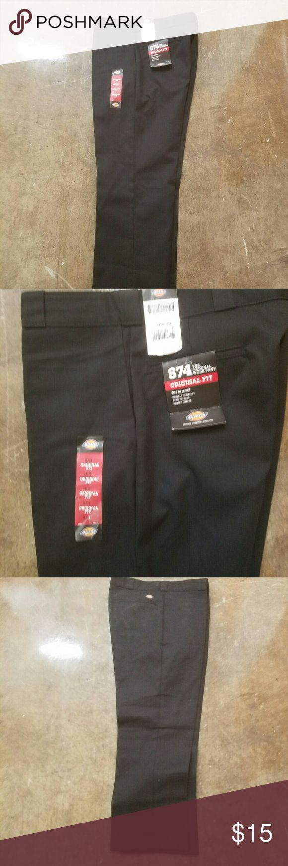 Dickies Brand new Dickies men's pants size 38 29 brand new never worn still have the tags. Dickies Pants Chinos & Khakis