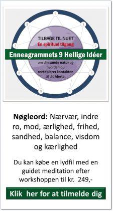 Enneagrammets 9 Hellige Idéer | Fleksiba Kommunikation