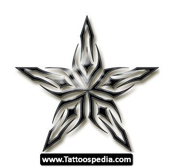 star tattoos | 3d%20Star%20Tattoo%20Designs 11 3d Star Tattoo Designs 11