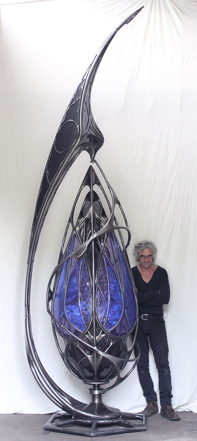 Best D Kinetic Sculpture Images On Pinterest Kinetic Art - Mechanical kinetic sculptures bob potts inspired animals