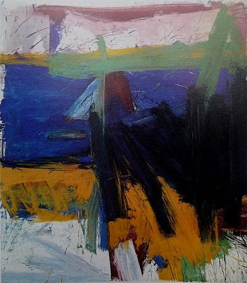 """From blog """"just another masterpiece"""" Willem De Kooning"""