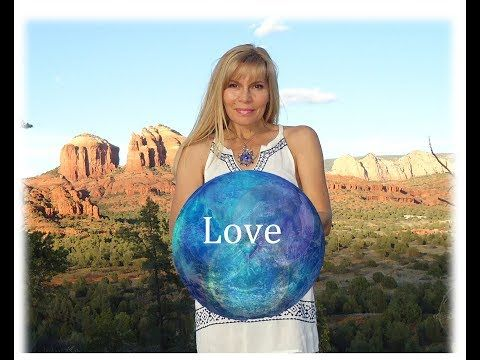 Sedona AZ/Violet Rose Flame 528Hz DNA/Clearing/ Overtone Singing Star Language - YouTube