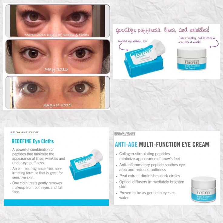 Eye Love Mondays!  Brighten up those eyes with our Multi Function Eye Cream and Redefine Eye Cloths! They work perfectly together to erase those pesky crows feet, reduce puffiness and brighten dark circles around your eyes.  https://danielleleahy.myrandf.com