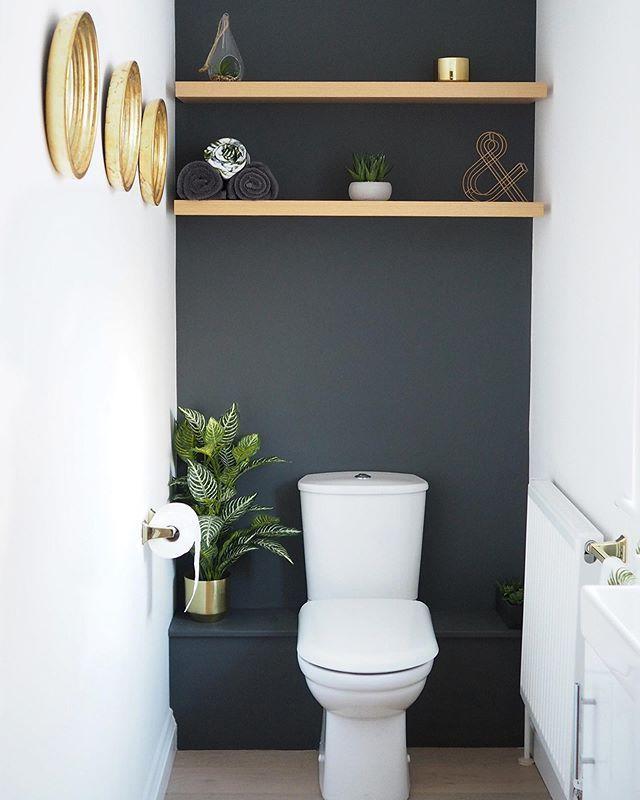27+ Half bathroom tile ideas inspirations