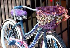 boho gypsy bellydance bike bicycle