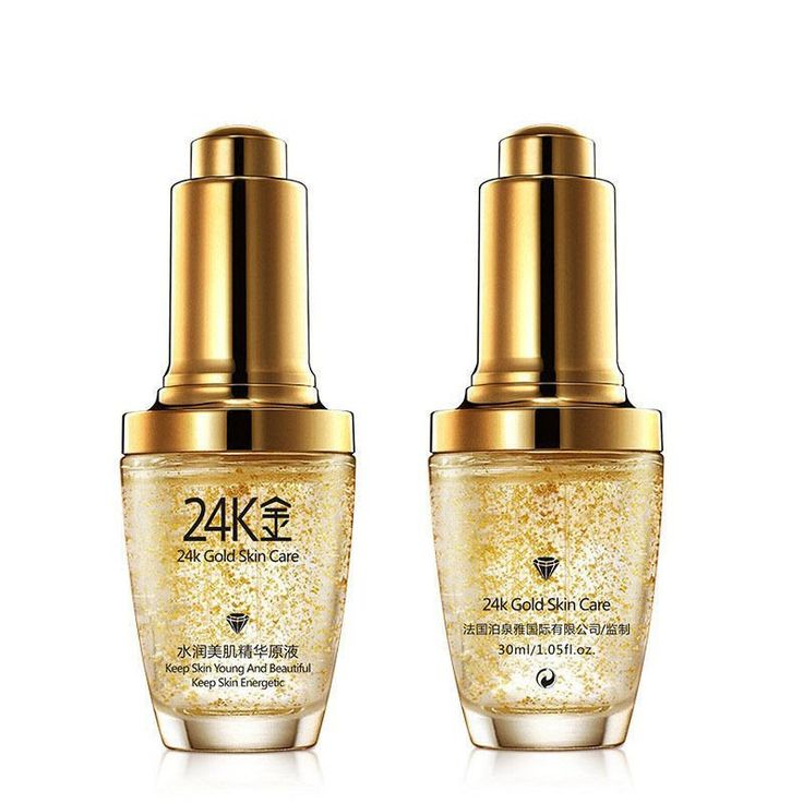 24K Gold Premium First Serum Moisturize Nourishment