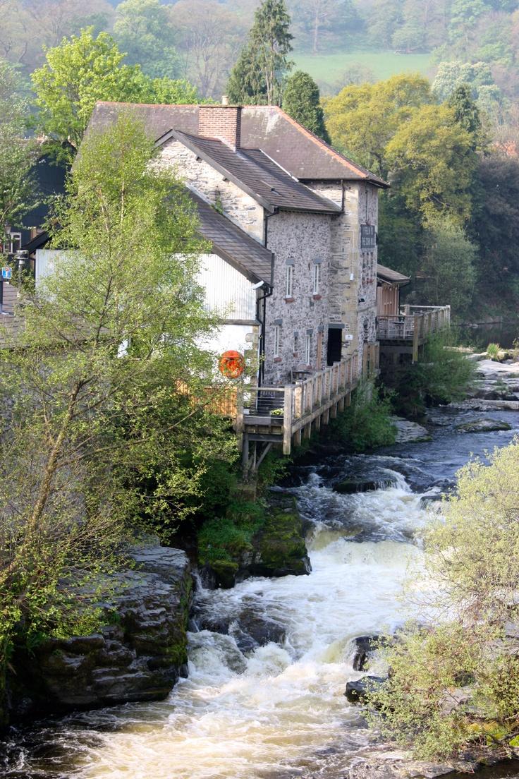 Llangollen ~ North Wales Our favourite restaurant