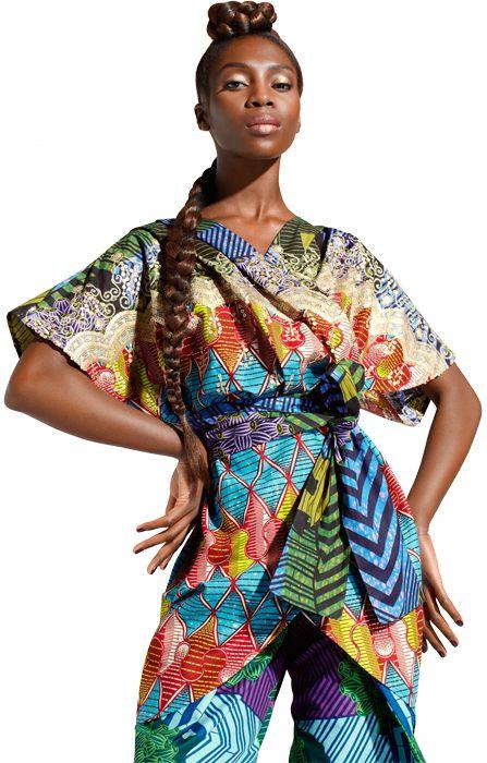 I just love vlisco ~Latest African Fashion, African Prints, African fashion styles, African clothing, Nigerian style, Ghanaian fashion, African women dresses, African Bags, African shoes, Nigerian fashion, Ankara, Kitenge, Aso okè, Kenté, brocade. ~DKK