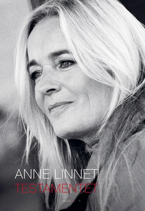 Testamentet - Anne Linnet   Arnold Busck