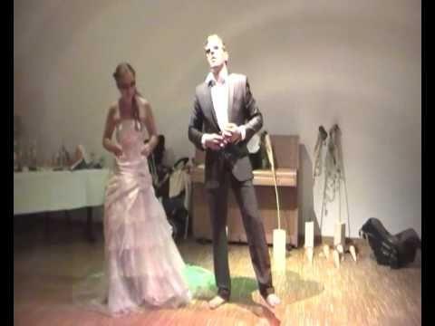 Hochzeitstanz mal anders Vanessa und Christoph 28.09.2013