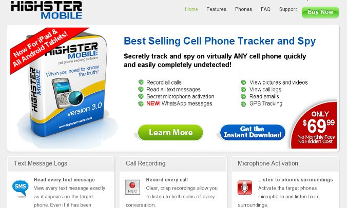secret gps tracking app iphone