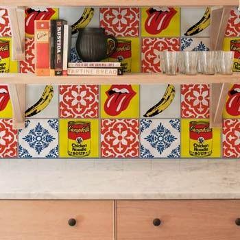 adesivo - azulejo cozinha