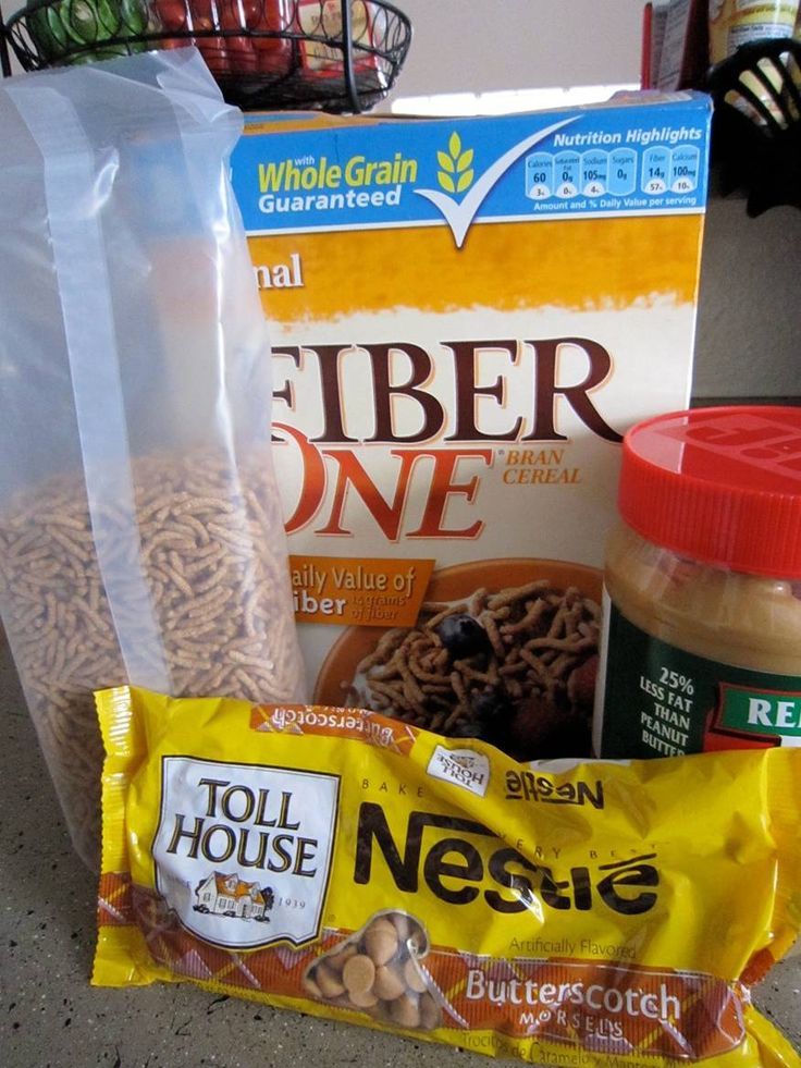 Living a Changed Life: Recipe Review: Fiber One Haystacks