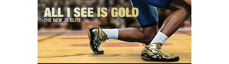 All I See Is Gold Jordan Burroughs Shoe